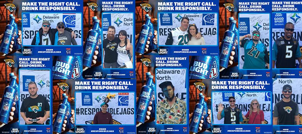#ResponsibleJags vs Colts 2017
