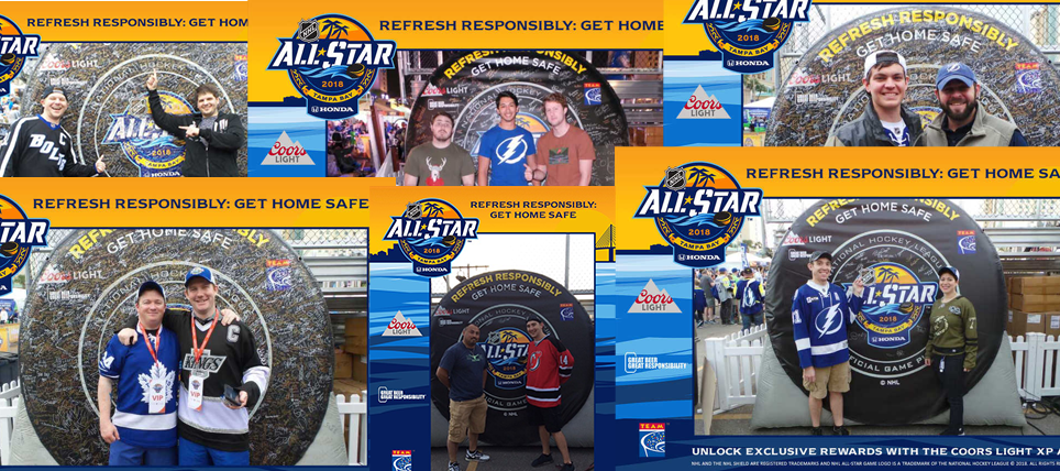 Responsibility Has Its Rewards at the 2018 Honda NHL® All-Star Game