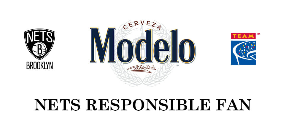 Nets, Modelo and TEAM Ask Fans To Relax Responsibly