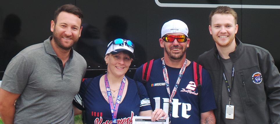 Responsible Fans Rewarded at Atlanta Motor Speedway