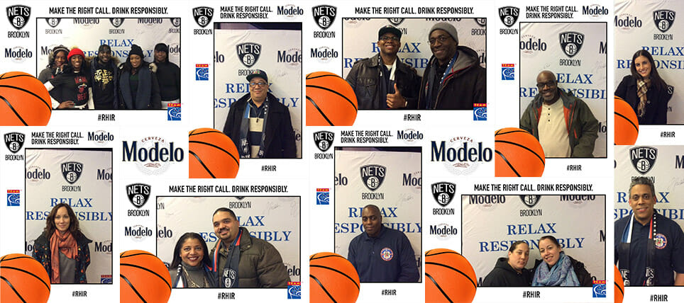 Responsible Fans Rewarded at Brooklyn Nets Game vs Miami Heat