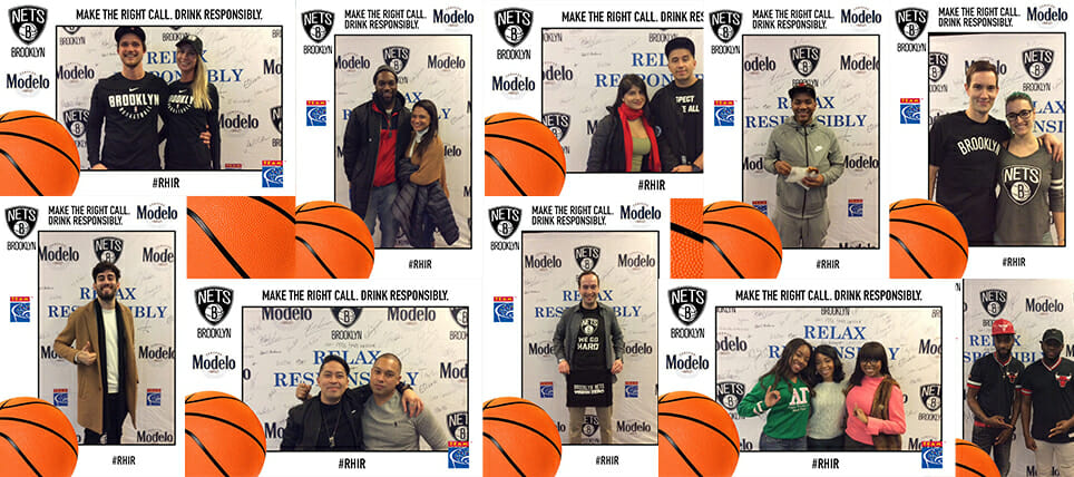 Responsible Fans Rewarded at Brooklyn Nets Game vs Chicago Bulls