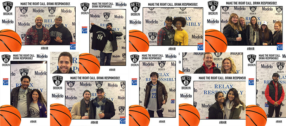 Responsible Fans Rewarded at Brooklyn Nets Game vs Philadelphia 76ers