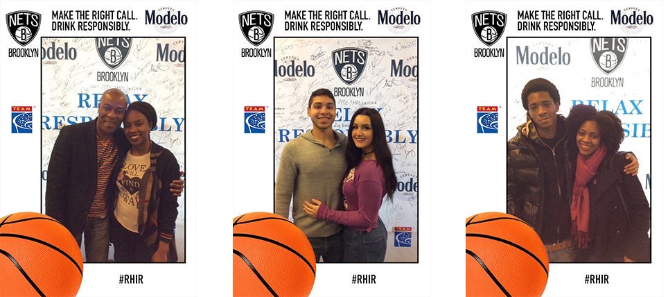 Responsible Fans Rewarded at Brooklyn Nets Fan Appreciation Night
