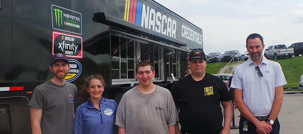 Responsible Fans Rewarded at Kansas Speedway