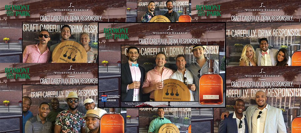 Belmont Stakes Race Fans Celebrate Triple Crown Win Responsibly with Woodford Reserve