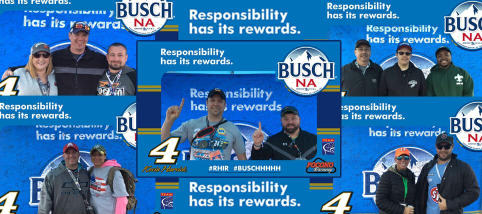 Responsible Fans Rewarded at Pocono Raceway
