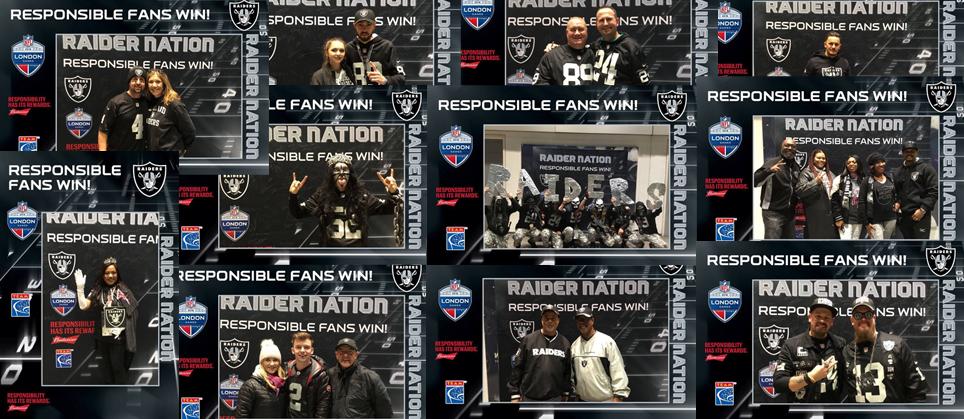RHIR at Wembley Stadium as Raiders Host Seahawks