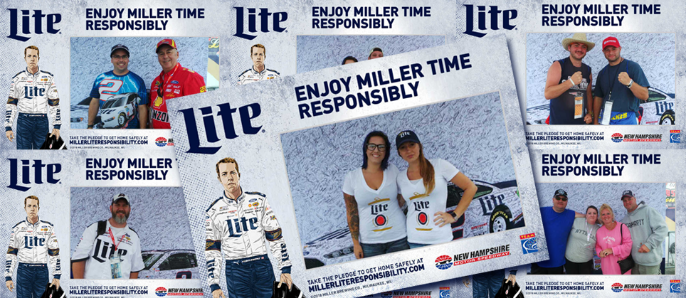 Responsible Race Fans Rewarded at New Hampshire Motor Speedway