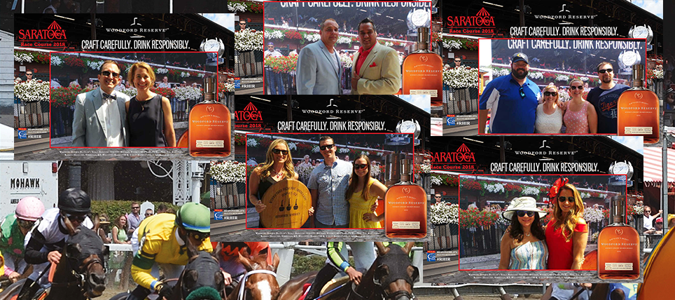 Woodford Reserve Thanks Saratoga Race Fans Who Celebrate Responsibly
