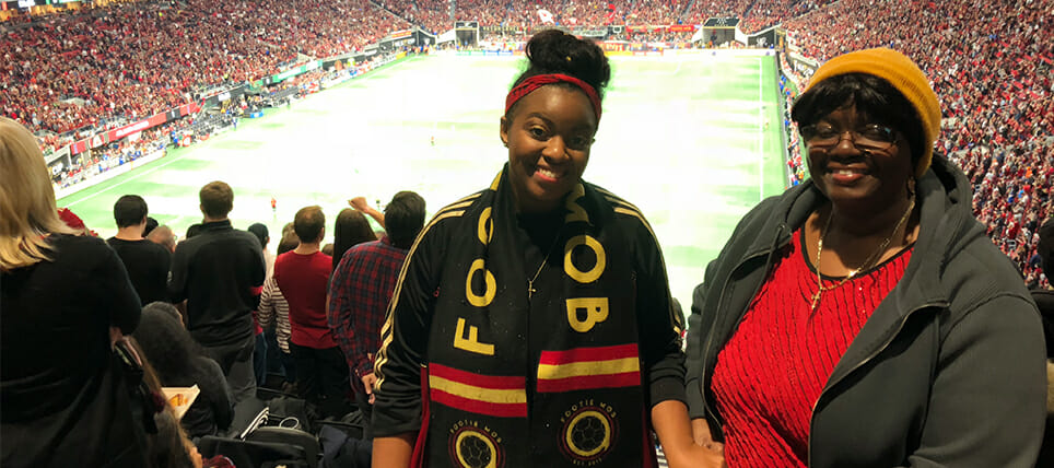 Atlanta United FC Designated Driver Wins Trip to MLS Cup™