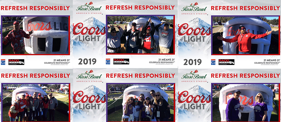 Coors Light, RADD and TEAM Promote Responsible Drinking at