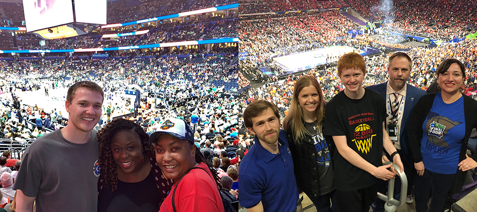 TEAM Up 2 Win!® Program Rewards Responsible NCAA Basketball Fans in 2019