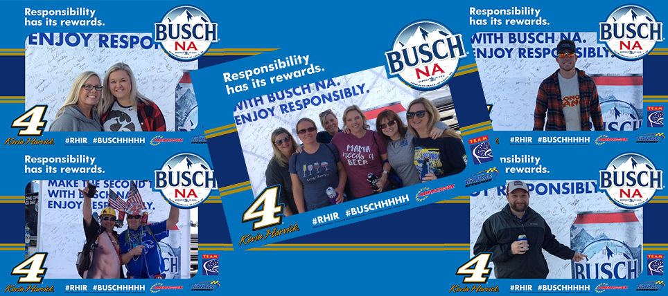 Responsible Race Fans Rewarded at Kansas Speedway