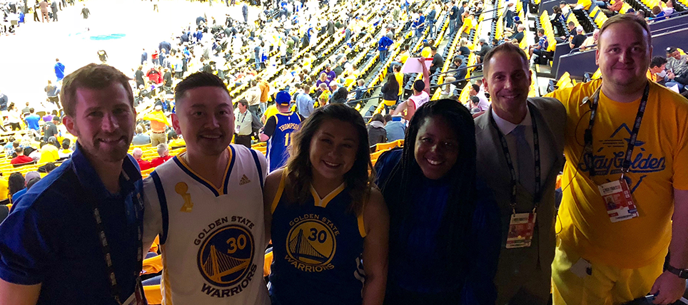 Designated Driver Recognized at Game 3 of The NBA Finals Presented by YouTube TV