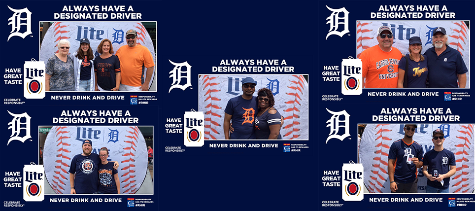 Detroit Tigers Fans Have Great Taste, Pledge to be Responsible