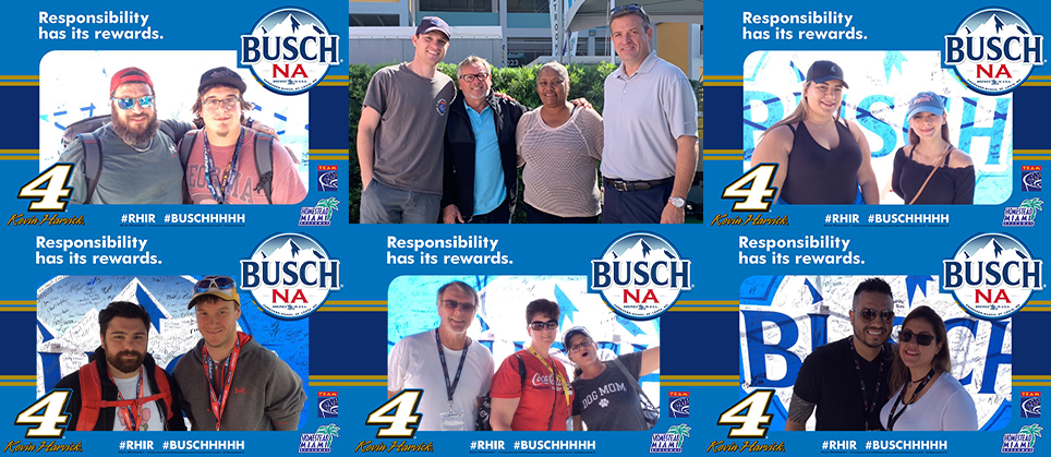 Responsible NASCAR Fans Rewarded at Homestead-Miami Speedway Championship Weekend
