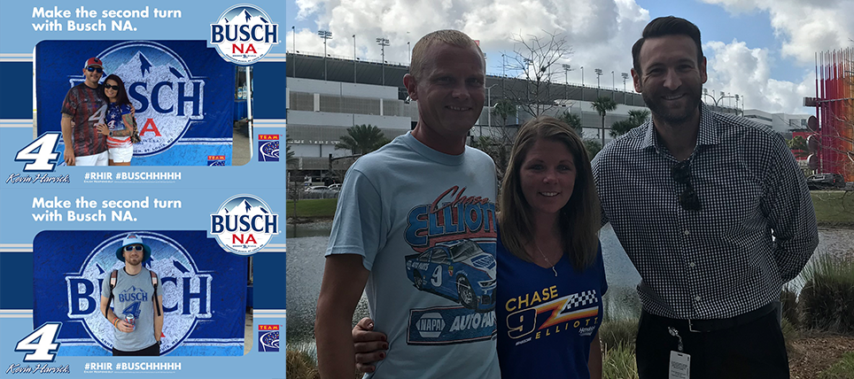 Responsible Race Fans Rewarded at the 2020 Daytona 500
