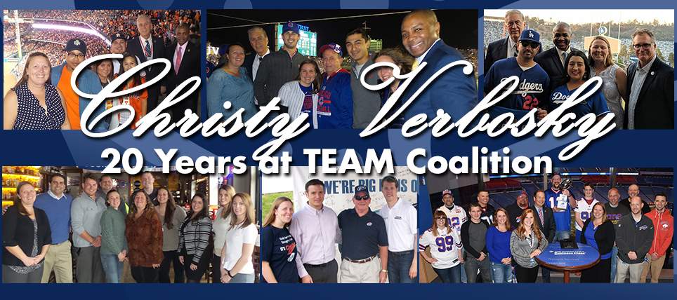 Christy Verbosky – 20 Years at TEAM Coalition