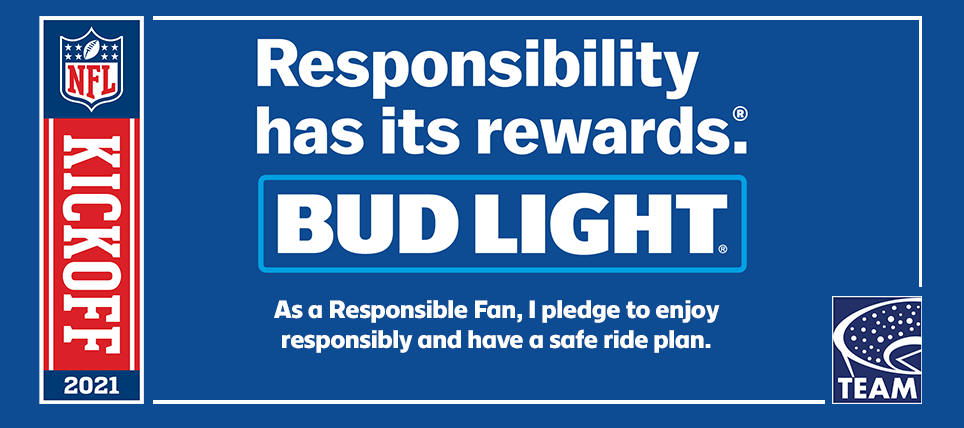 BEST PRACTICES ON DISPLAY: Responsibility Has Its Rewards at NFL Kickoff Experience